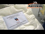 Fanghanel Automation DUO-MAT Mattress Label + Handle Attaching Machine